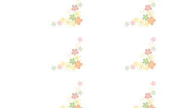 デザイン名刺のテンプレート(和風)