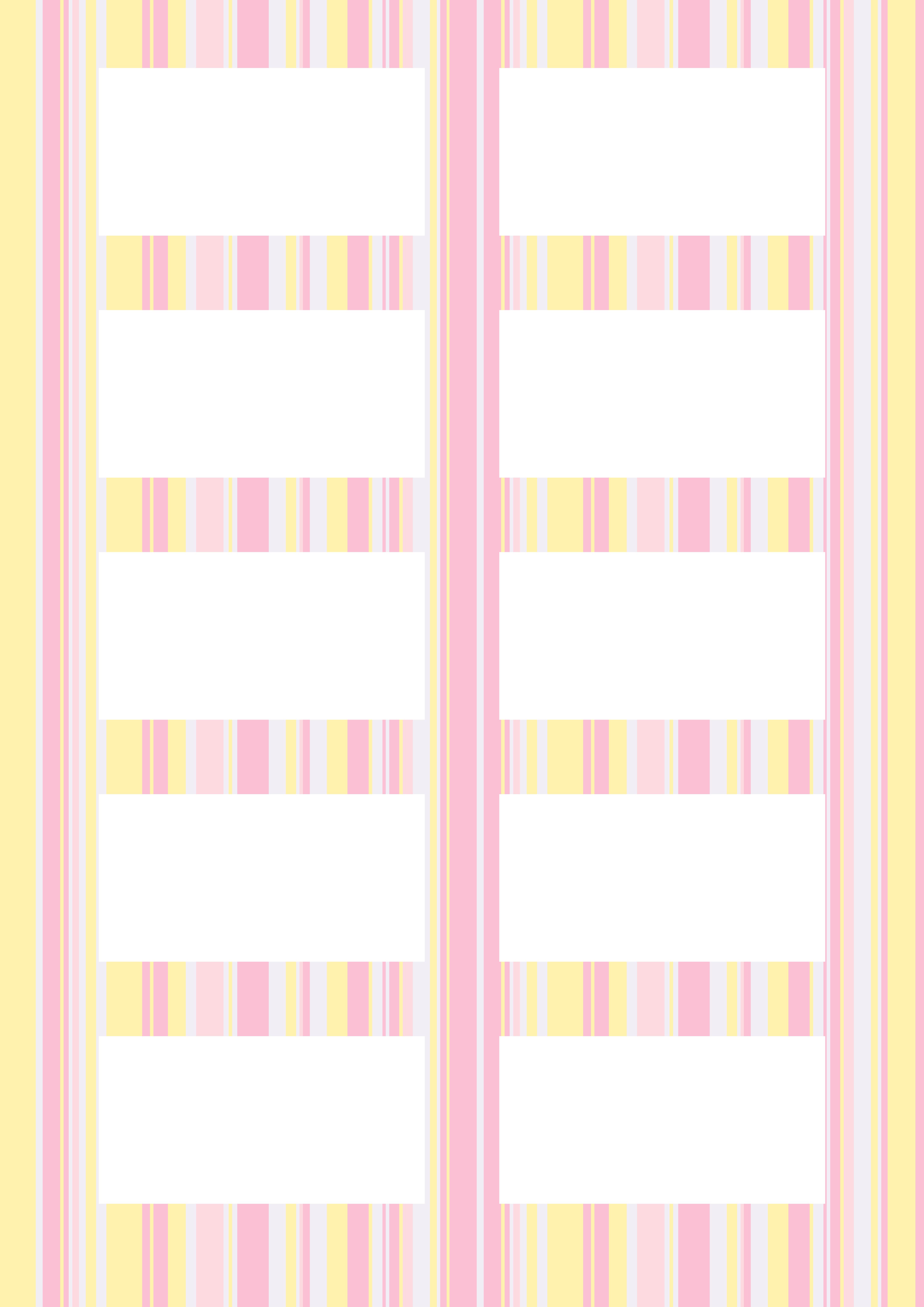 デザイン名刺のテンプレート(ボタニカル)