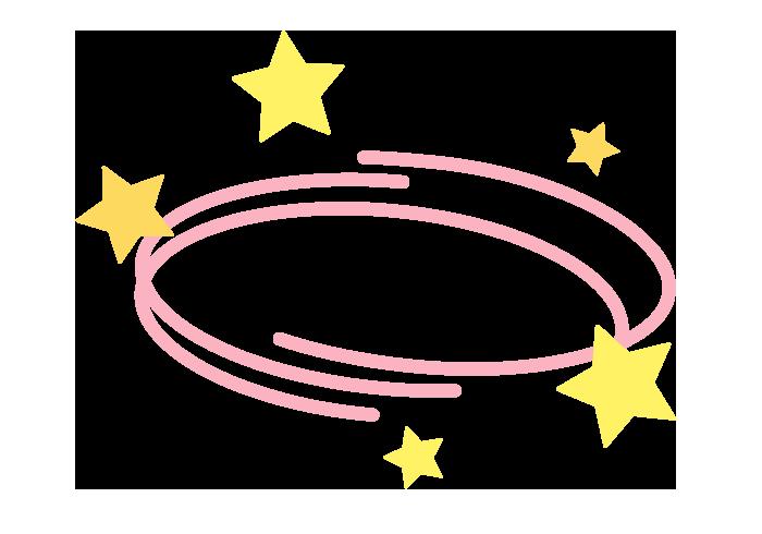 漫画記号(混乱・めまい)